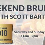 Weekend Brunch with Scott Barton